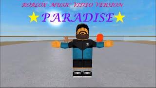 ★Paradise★ - Chris Brown [Roblox Music Video]