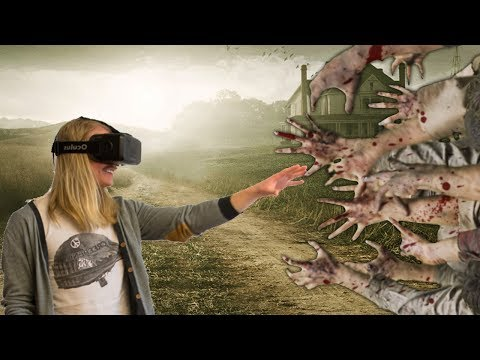 THE WALKING DEAD MAKES NEW VIRTUAL REALITY VIDEO GAME DEAL
