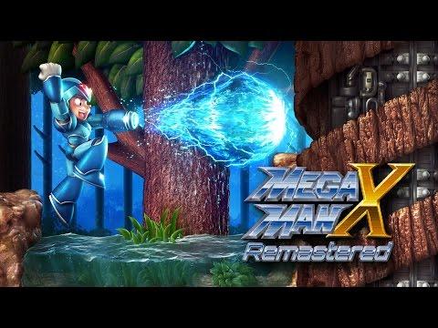 Mega Man X - Photoshop Speed Art