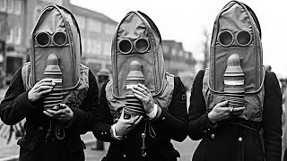 Everyone in This Town Has To Wear a Gas Mask
