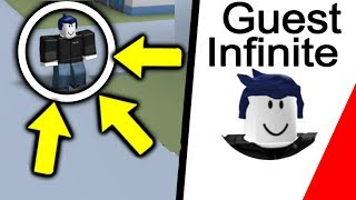 IF YOU SEE THIS ROBLOX GUEST, LEAVE QUICK!!
