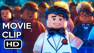 The LEGO Batman Movie Clip - Team Up (2017) Will Arnett Animated Movie HD