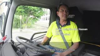 UD Trucks - Extra Mile Stories Singapore: 4 reasons why UD Trucks is our preferred business partner