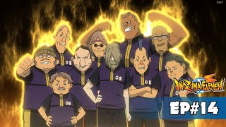 Inazuma Eleven - Episode 14 - THE LEGENDARY ELEVEN!