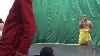 SBHT-2017-Oct-14-First Abhishekam of Hanuman & Guruvayur appan