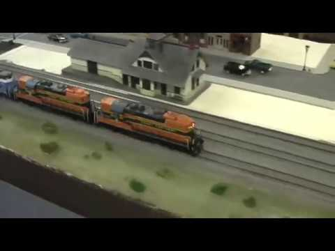Friday the 13th of July Derailment in Spokane WA