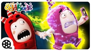 Oddbods: LIGHTS OUT | Funny Cartoons For Children | The Oddbods Show