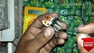 How to check 4 pin relay in Hindi. रिले को कैसे चेक करें