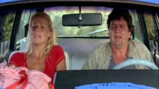 Natale in crociera - la macchina negli scogli pericolosi