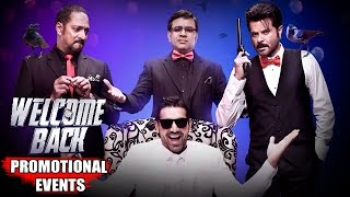 Welcome Back Movie (2015) | John Abraham, Nana Patekar, Anil Kapoor | Uncut Promotional Events