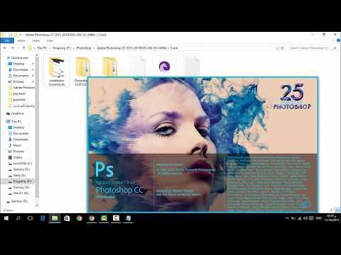 Xxx Mp4 تحميل فوتوشوب عربي Photoshop CC 2016 مع توضيح طريقة التثبيت كاملاً 3gp Sex