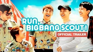 Run, BIGBANG Scout! - Official Trailer