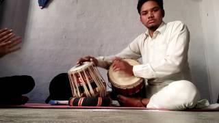 qawwali tabla and dhammal by lovepreet singh
