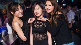 Room18 Taipei Nightclub in Taiwan | Bar And Nightlife With Amazing Beautiful Girls