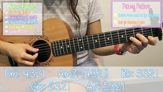"""God is a Woman"" - Ariana Grande EASY Guitar Tutorial/Chords"