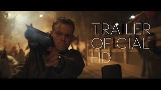 Jason Bourne - Trailer Oficial Español (2016)