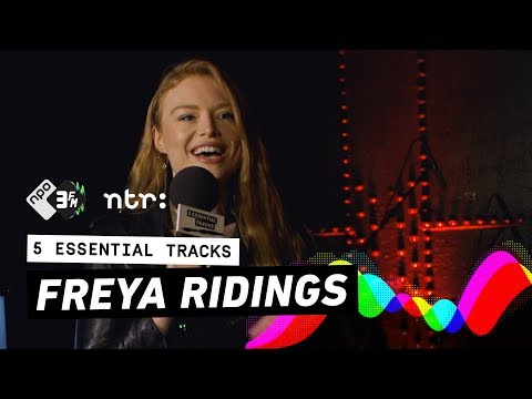 """Freya Ridings: """"Florence Welch slipped a note under my door, I nearly died""""