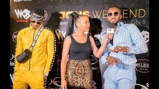 FULL VIDEO: Mastaa Walivyokiwasha Kwenye Birthday Bash ya Romy Jons Masaki Leo Usiku