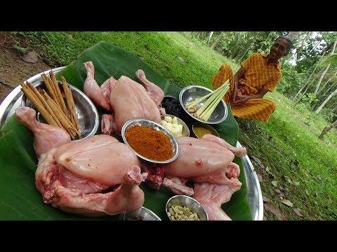 Chicken Recipe ❤ Village Special Spicy Chicken Curry prepared by Grandma | Village Life