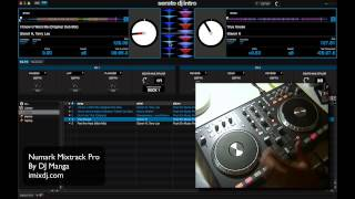 How to use Mixtrack Pro with Serato Dj intro part 1 (thai only)