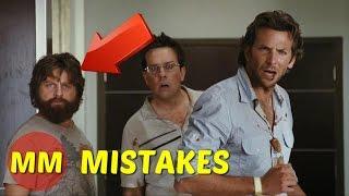 The Hangover (2009) | Movie Mistakes | Zach Galifianakis, Bradley Cooper, Justin Bartha