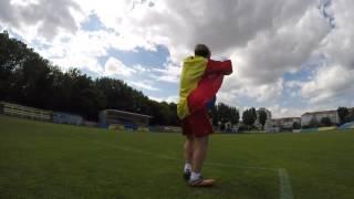 Stefan Florescu - Euro 2016 - Eu sunt 12 ( IMN ROMANIA  )