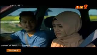 JANJI HATI Telefilm Sedih Malaysia 2016
