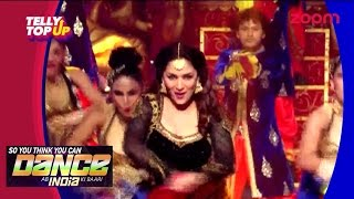 Madhuri Dixit's Special Dance In 'So You Think You Can Dance' | #TellyTopUp