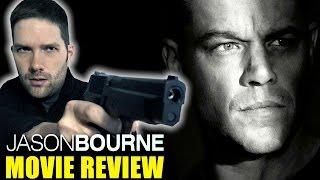 Jason Bourne - Movie Review