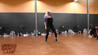 Laure Courtellemont RAGGA JAM DANCEHALL - Champion by Buju Banton Dance video