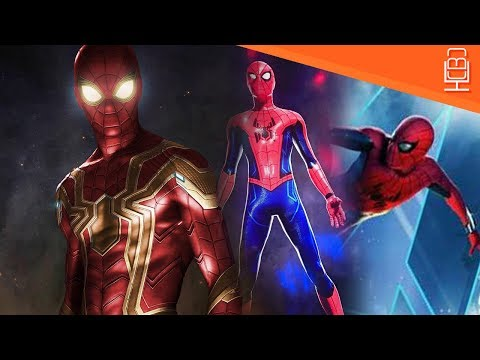Xxx Mp4 Spider Man New Suit Said To Be More Adult Have BIG Changes 3gp Sex