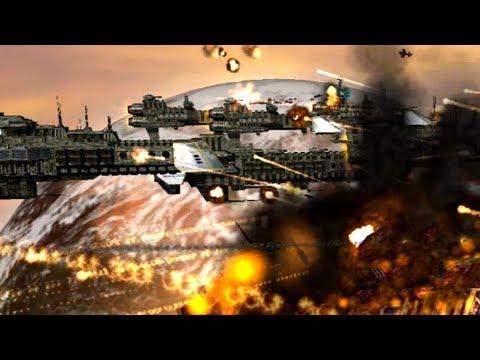 BATTLEFLEET GOTHIC: FIRE in the SKY - MOD para STAR WARS: EMPIRE at WAR