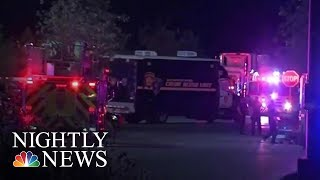 10 Dead In Horrific Human Trafficking Operation In San Antonio | NBC Nightly News