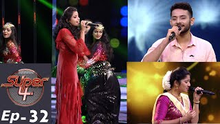 Super 4 I Ep  32 - Amazing performance of our stars | Mazhavil Manorama