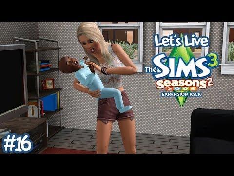Les Sims 3 Saison 2 16 Enterrement de vie de jeune fille