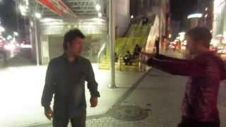 Free Street Massage in Tokyo (Adam Bobrow)
