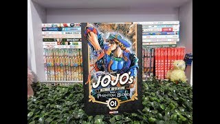 "Reseña Manga | ""Jojo's Bizarre Adventure Parte 1 - Phantom Blood-"" #1 de Editorial Panini"