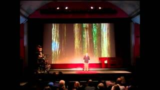 Why Laugh? Why Here? Why Now? Michael Fields at TEDxEureka