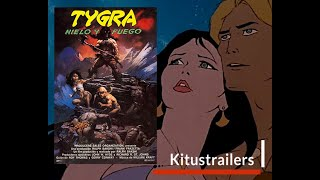Tygra : Hielo y Fuego (Trailer en Castellano)