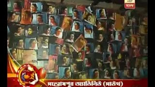 Durga Puja Preparation: Santoshpur Avenue South, Padmapukur Youth Association, Baghajatin