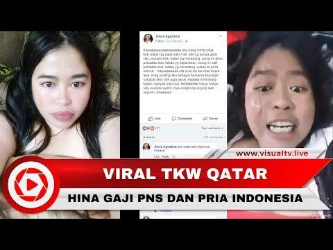 Xxx Mp4 TKW Mengaku Ratu YouTube Hina Gaji PNS Dan Pria Indonesia Ini Sosok Sebenarnya 3gp Sex