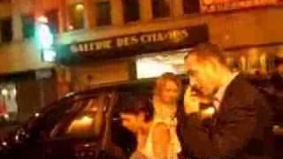 Miley Cyrus In Paris 08 09