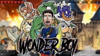LE BOSS FINAL - Wonder Boy #7