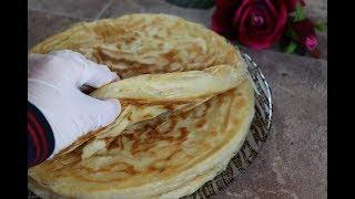 فطيرة المشلتت المصري باسهل طريقة بدون فرن الخبز المورق اكثر من روعة مع رباح ( الحلقة 392 )