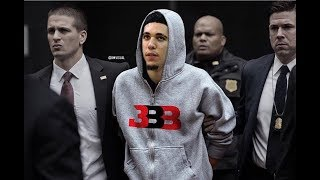 Liangelo Ball stealing was a cry for help!