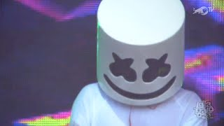 Marshmello LIVE from LOLLAPALOOZA 2016 (clip 2/2)
