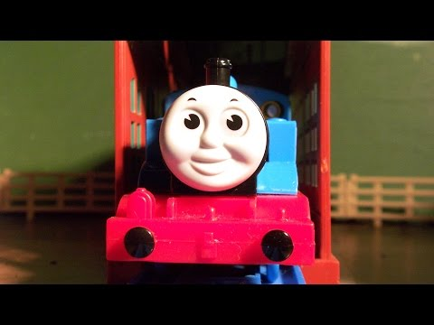 TOMICA Thomas & Friends Remake 1 Thomas & Gordon Thomas Gets Tricked
