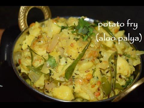 Xxx Mp4 Aloo Palya In Kannada Potato Fry Alugadde Palya Potato Onion Palya Aloo Bhaji For Poori 3gp Sex