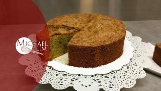 Roasted Pistachio Cake