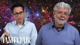 George Lucas on Why He's Done Directing Star Wars Movies